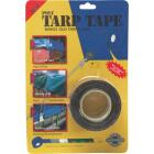 Gosport 35 Ft. x 2 In. Brown Tarp Repair Tape Image 1