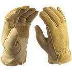 Wells Lamont Women's Small Grain Cowhide Leather Work Glove Image 3