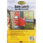 Speeco Lockable Steel Gate Latch Image 3