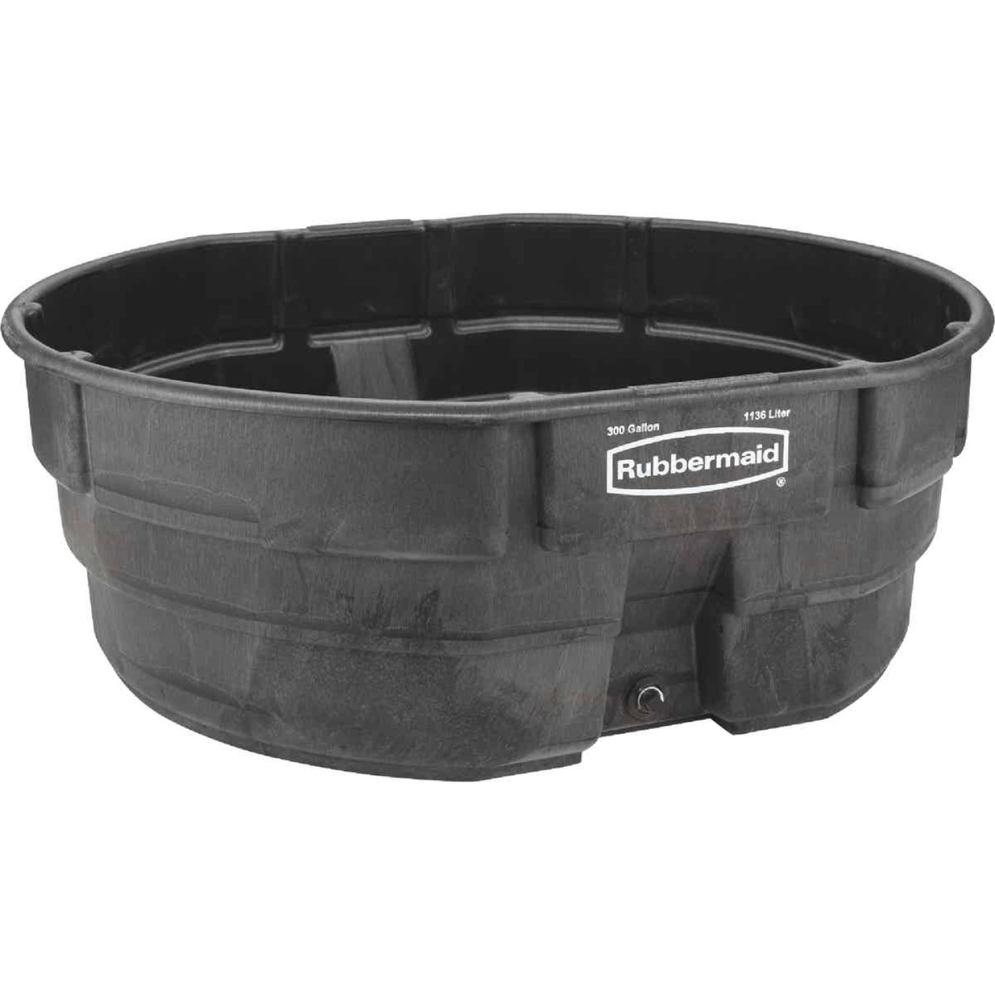 Rubbermaid 300 Gal. Structural Foam Stock Tank Image 1