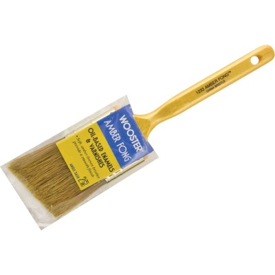 Wooster Amber Fong 2 In. Angle Sash Paint Brush