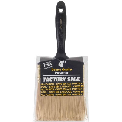 Wooster Factory Sale 4 In. Wall Paint Brush