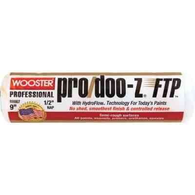 Wooster Pro/Doo-Z FTP 9 In. x 1/2 In. Woven Fabric Roller Cover
