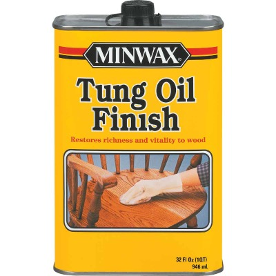 Minwax 1 Qt. Tung Oil Finish