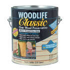 Rust-Oleum Woodlife Clear Water-Based Classic Wood Preservative, 1 Gal. Image 1