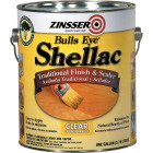 Zinsser Bulls Eye Clear Shellac, Gallon Image 1