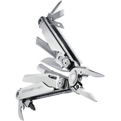 Leatherman Surge 21-In-1 Stainless Steel Multi-Tool