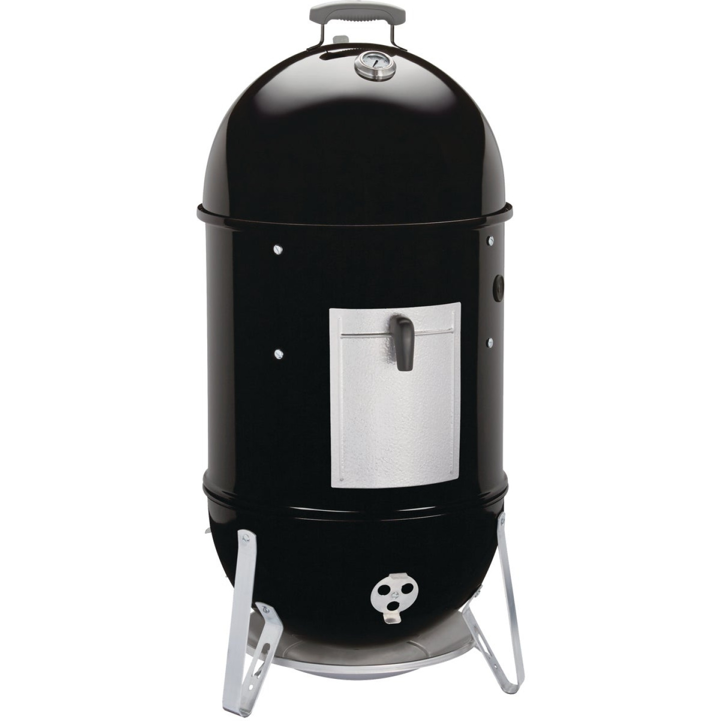 Weber Smokey Mountain Cooker 18 In. Dia. 481 Sq. In. Vertical Charcoal Smoker Image 1